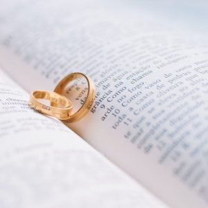 Richard Andrews, Groom – Wedding